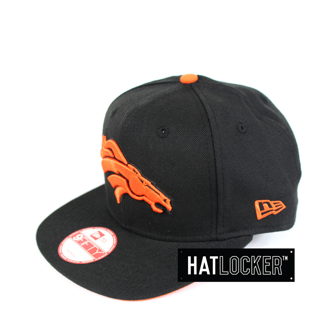 New Era - Denver Broncos Team Pop Snapback