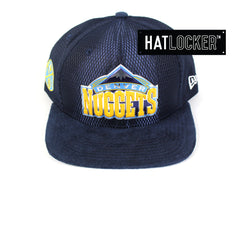 New Era - Denver Nuggets On-Court Draft Collection Snapback