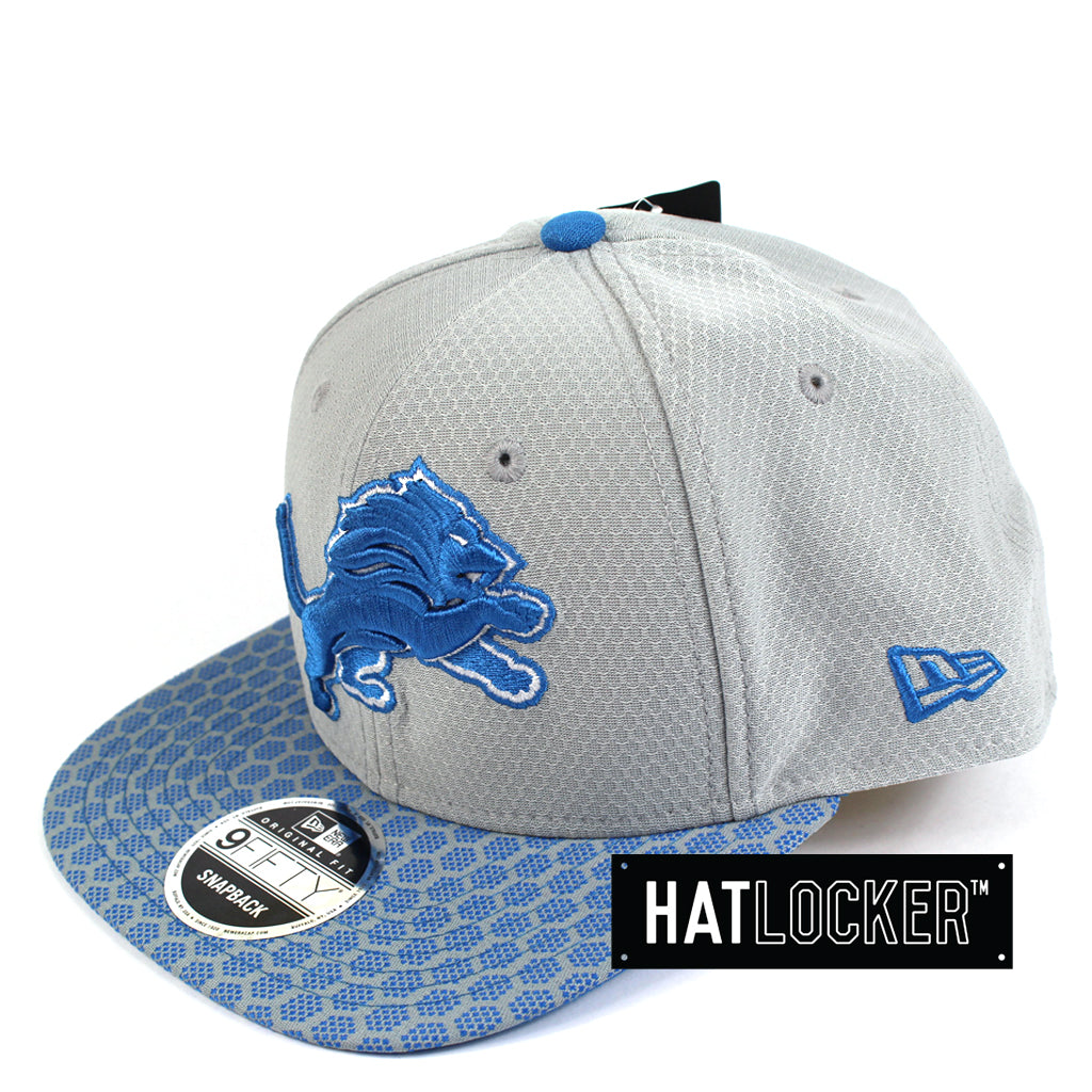 promo code 08091 33a37 ... amazon new era detroit lions 2017 official sideline snapback 8256c 93a44