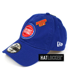 New Era Detroit Pistons 2018 NBA Draft Curved Brim Cap