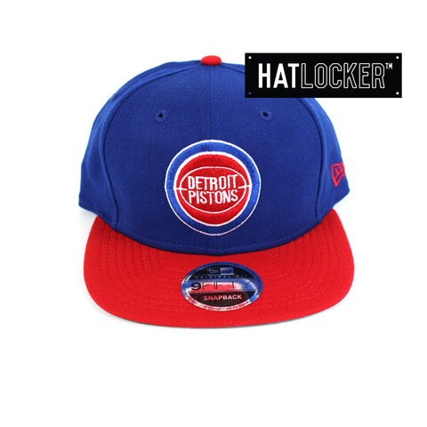 New Era - Detroit Pistons HWC 90's West Snapback