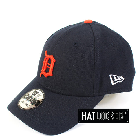 New Era Detroit Tigers The League Curved Brim Hat