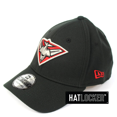 New Era Essendon Bombers 2019 Core Curved Stretch Fit Cap