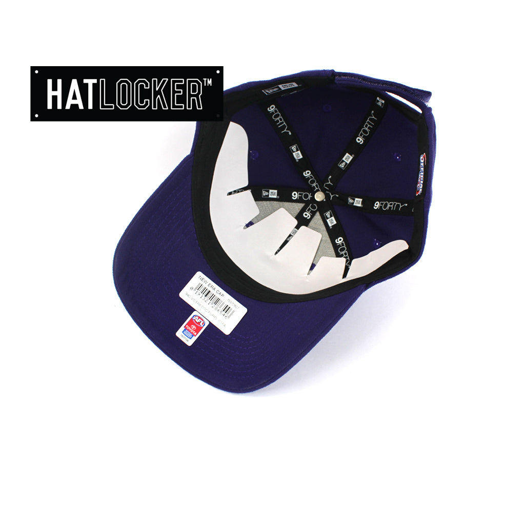 New Era Fremantle Dockers Core Curved Brim Hat