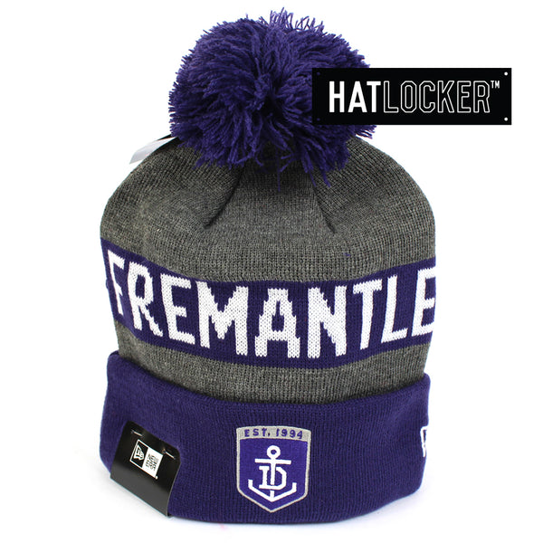 New Era Fremantle Dockers Jake Beanie