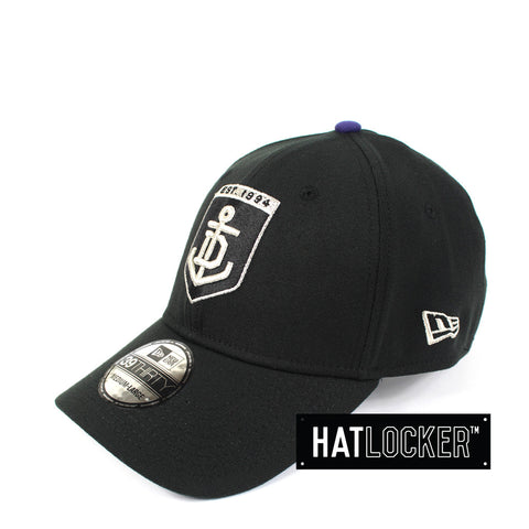 New Era - Fremantle Dockers Metallic Curved Brim Stretch Fit