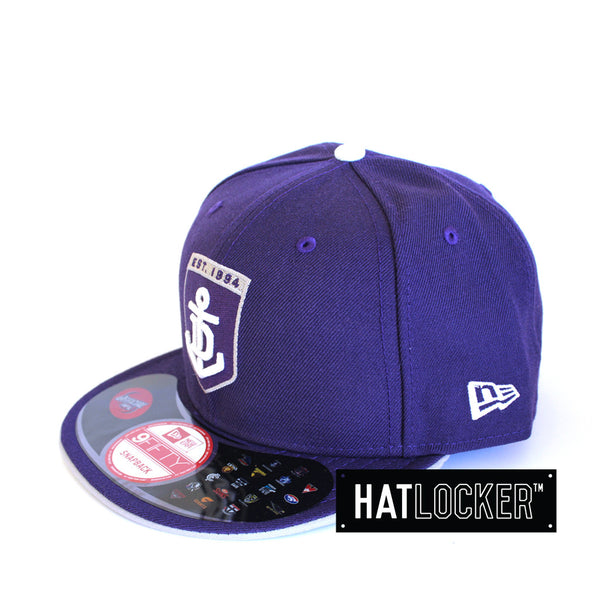 New Era - Fremantle Dockers Visor Flip Snapback