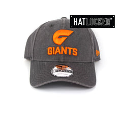 New Era GWS Giants Winter Wash Curved Brim Cap