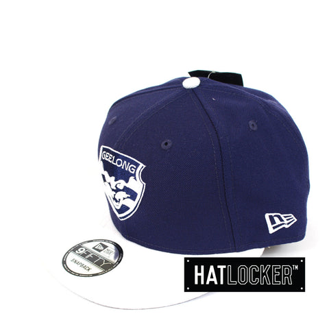New Era - Geelong Cats Team 2 Tone Snapback