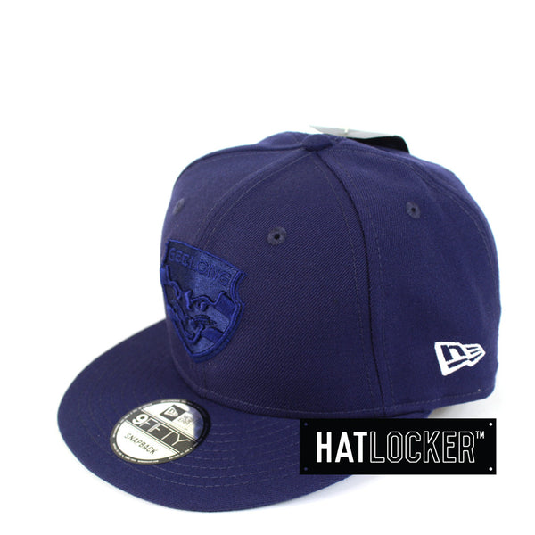 New Era - Geelong Cats Tonal Team Snapback