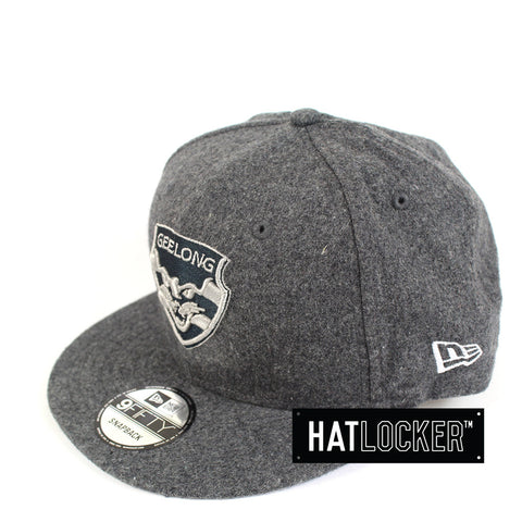 New Era - Geelong Cats Winter Day Snapback