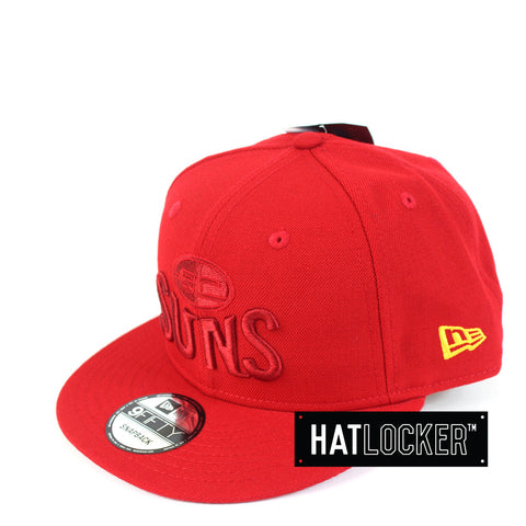 New Era - Gold Coast Suns Tonal Team Snapback