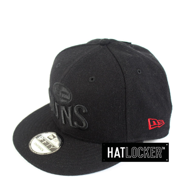 New Era - Gold Coast Suns Winter Night Snapback