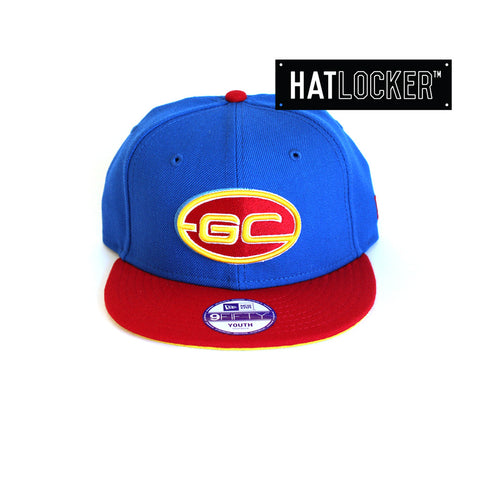New Era - Gold Coast Suns Youth Alt Team Snapback