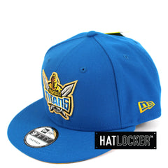 Hat Locker Australia New Era NRL Gold Coast Titans Core Snapback Hat Side