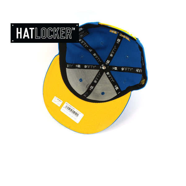 Hat Locker Australia New Era NRL Gold Coast Titans Core Snapback Hat Under