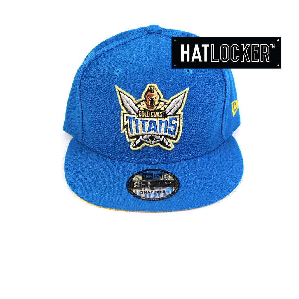 New Era - Gold Coast Titans Home Classic Snapback c122599a896b