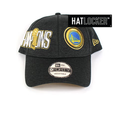 New Era - Golden State Warriors 2017 Finals Champions Curved Brim