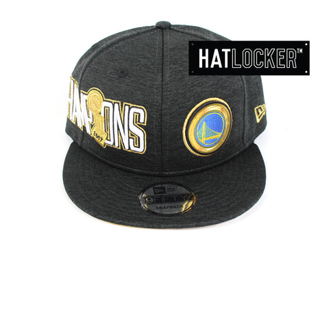 New Era - Golden State Warriors 2017 Finals Champions Snapback