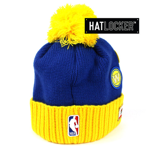New Era Golden State Warriors 2018 NBA Draft Beanie