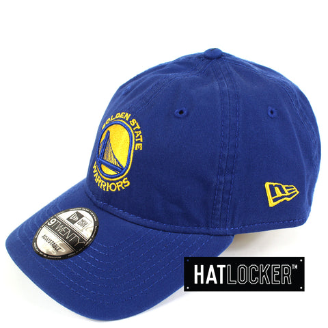 New Era Golden State Warriors Core Classic Curved Brim Hat