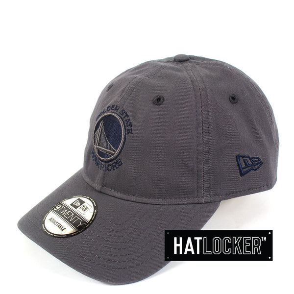 New Era - Golden State Warriors Graphite Navy Mix Up Curved Brim
