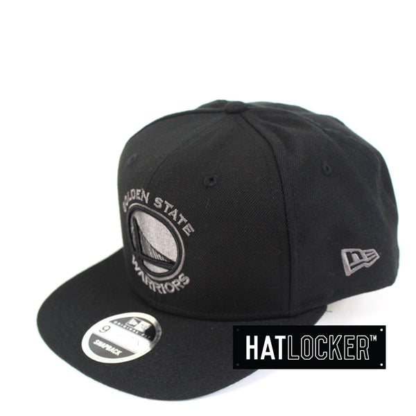 New Era - Golden State Warriors League Basic Snapback
