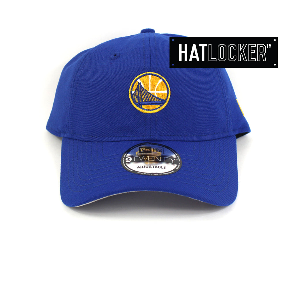 New Era Golden State Warriors Mini Logo Curved Brim