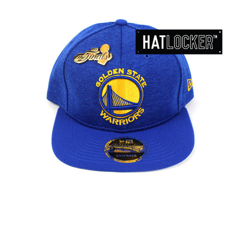 New Era - Golden State Warriors NBA Pin Snapback