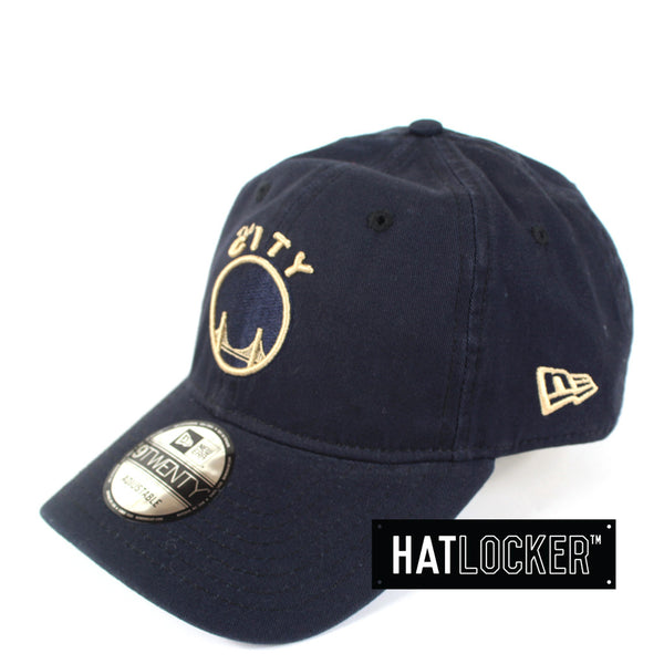 New Era - Golden State Warriors Navy Grey Mix Up Curved BrimNew Era - Golden State Warriors Navy Seashell Mix Up Curved Brim