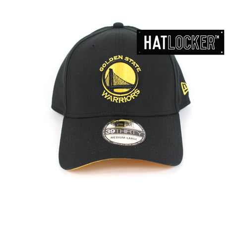 New Era Golden State Warriors Pop Under Curved Brim Cap