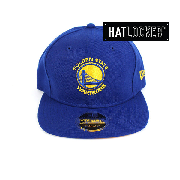 New Era - Golden State Warriors Royal Snapback