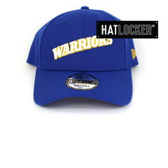 New Era Golden State Warriors Throwback Colour Curved Snapback