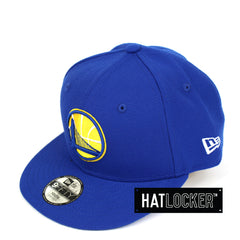 New Era Golden State Warriors Team Hit Youth Snapback Hat
