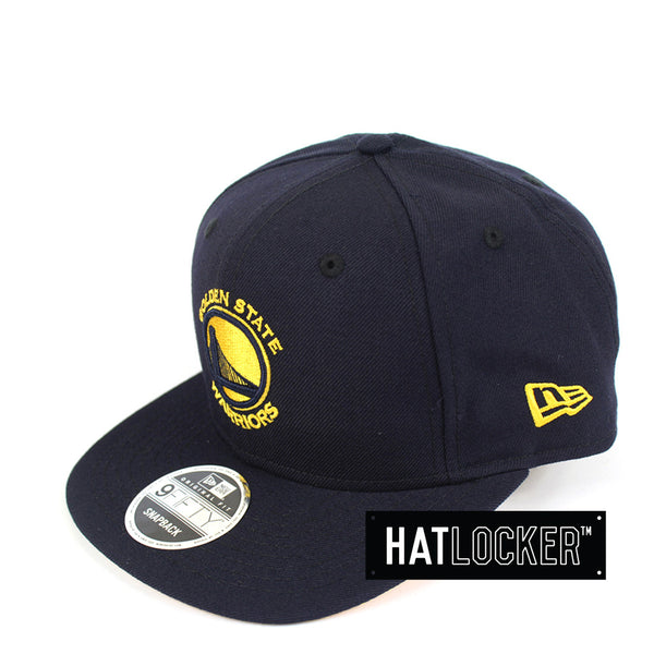 New Era - Golden State Warriors Team Pop Snapback