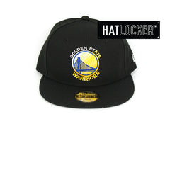 New Era Golden State Warriors Colour Dim Youth Snapback Hat