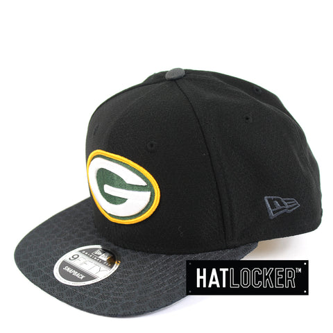 New Era - Green Bay Packers 2017 Sideline Snapback