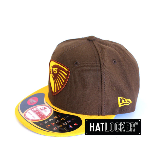 New Era - Hawthorn Hawks Outliner Snapback