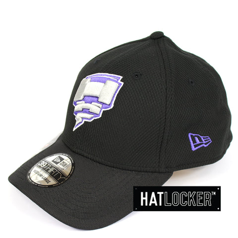 New Era Hobart Hurricanes BBL 08 Training Curved Brim Cap