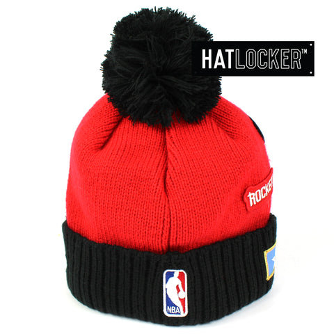 New Era Houston Rockets 2018 NBA Draft Beanie