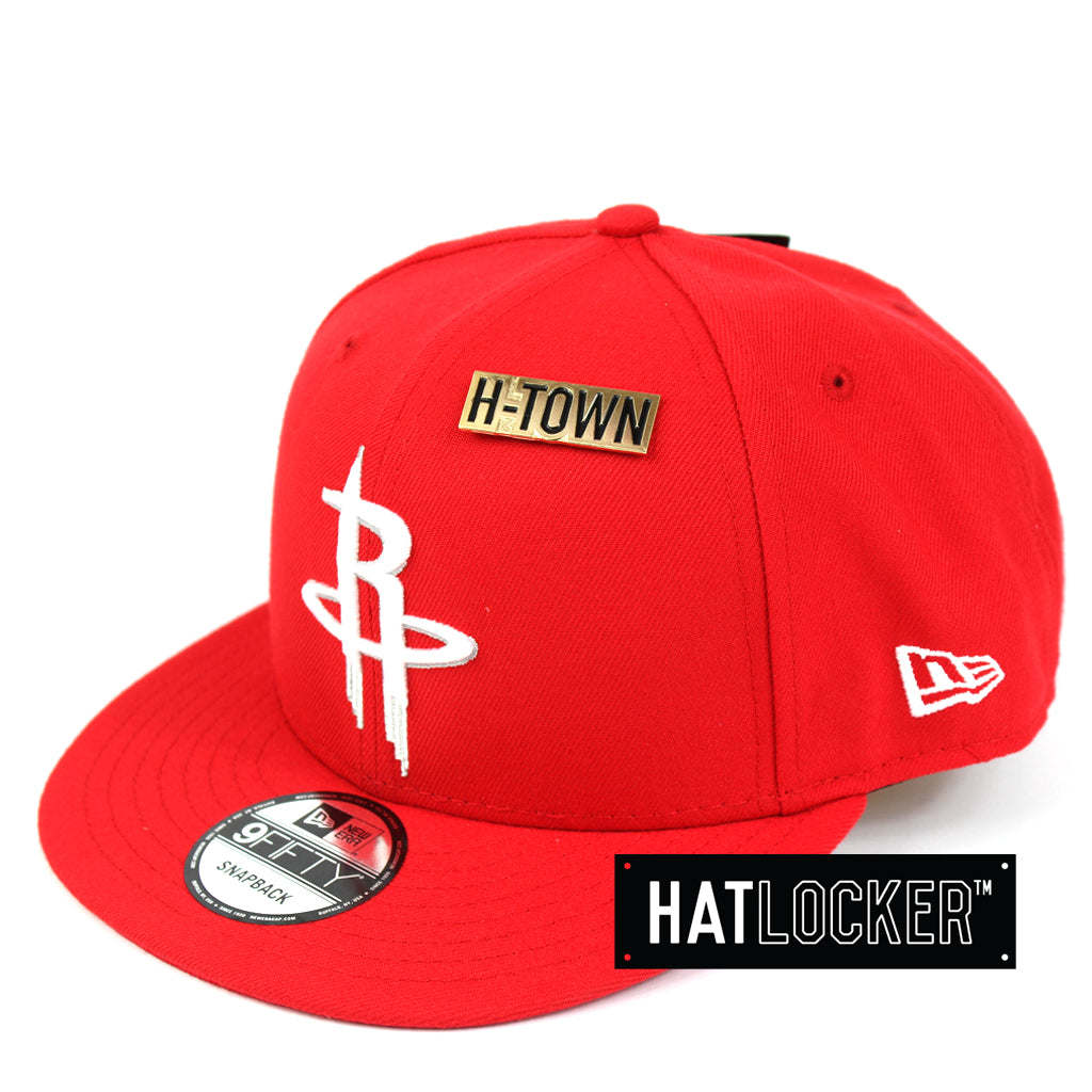 New Era Houston Rockets 2018 NBA Draft Snapback Hat