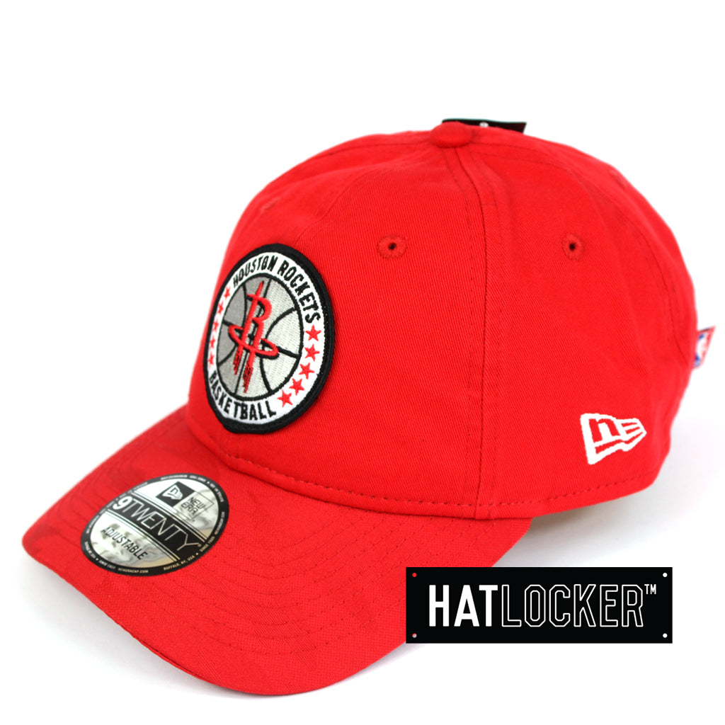 New Era Houston Rockets 2018 NBA Tip Off Team Colour Curved Brim
