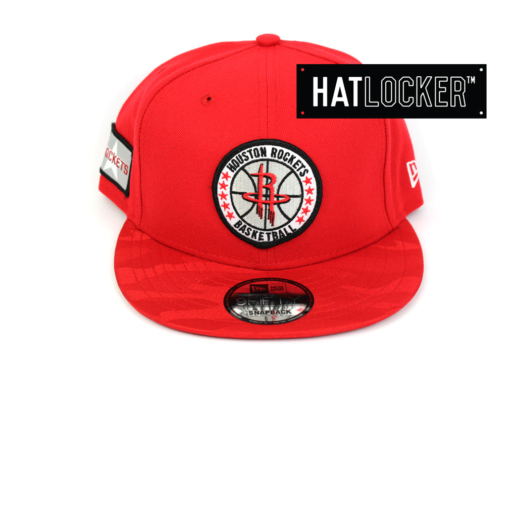 New Era Houston Rockets 2018 NBA Tip Off Team Colour Snapback Cap