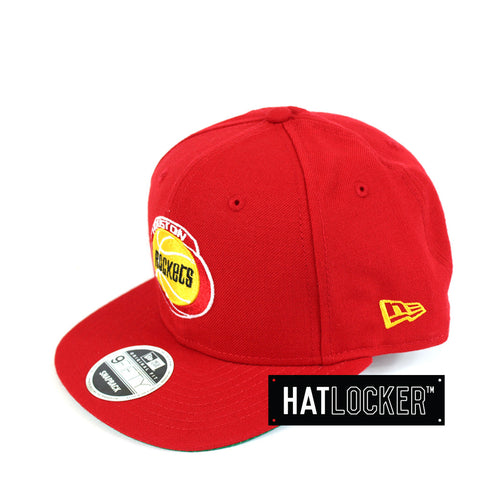New Era - Houston Rockets HWC 90's West Snapback