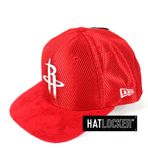 New Era - Houston Rockets On-Court Draft Collection Snapback