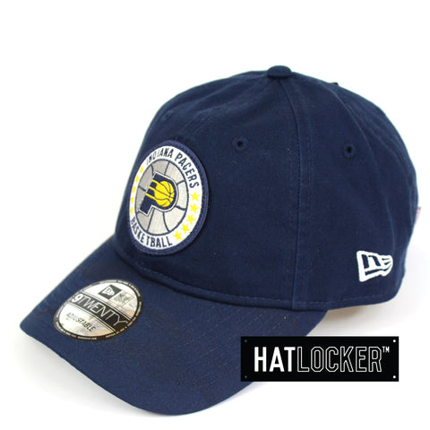 New Era Indiana Pacers 2018 NBA Tip Off Team Colour Curved Brim