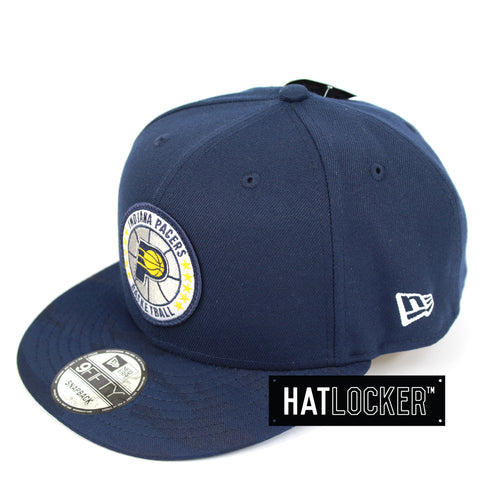 New Era Indiana Pacers 2018 NBA Tip Off Team Colour Snapback