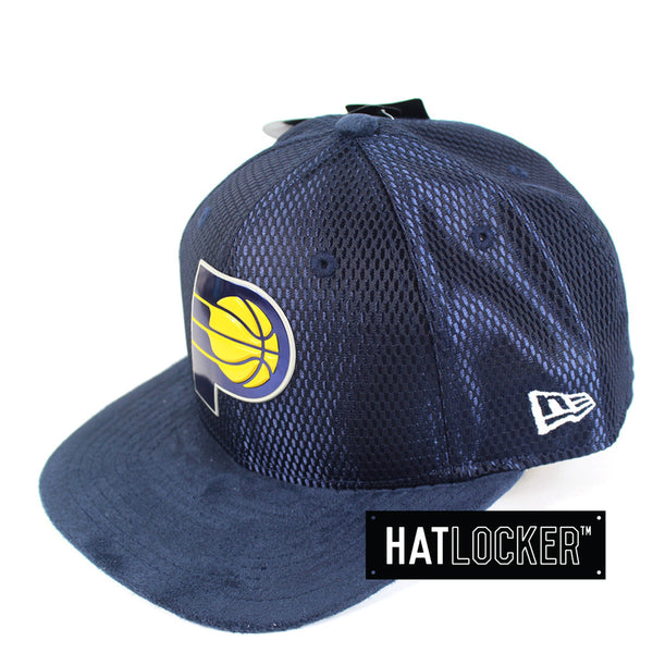 New Era - Indiana Pacers On-Court Draft Collection Snapback