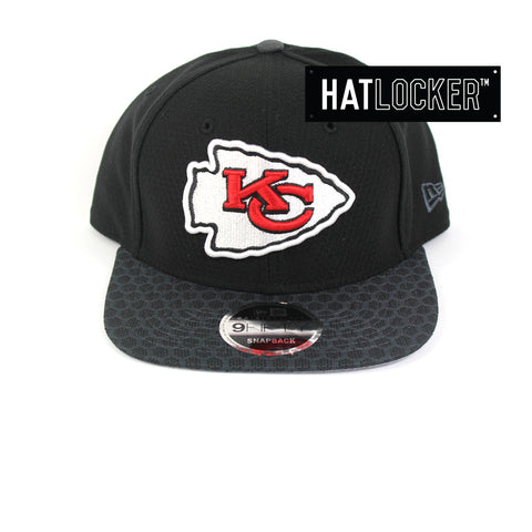 New Era - Kansas City Chiefs 2017 Sideline Snapback