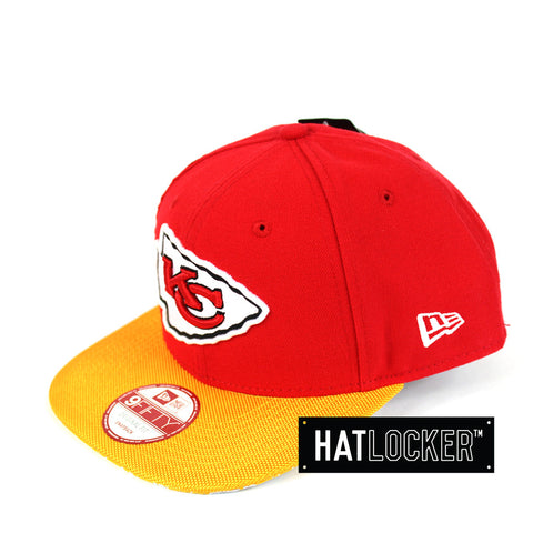 New Era - Kansas City Chiefs Sideline Official Snapback